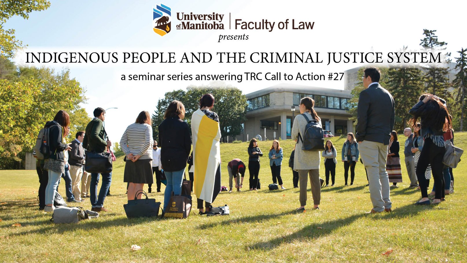 Indigenous People and the Criminal Justice System