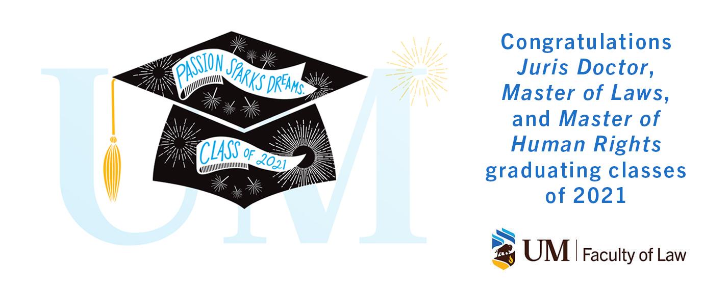 Congratulations 2021 Graduating Class!