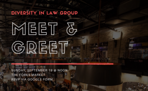 MLSA Diversity in Law Group's Meet and Greet @ The Forks Market