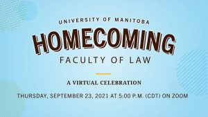 Faculty of Law Homecoming 2021 @ Zoom